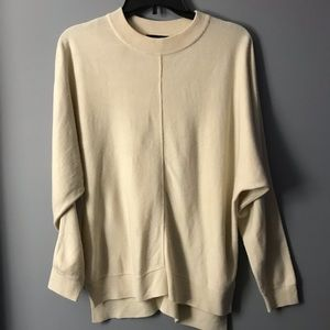 Atmosphere sweater | cream | size 8 |